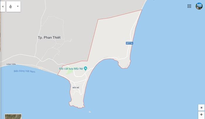 Mũi Né, Bình Thuận