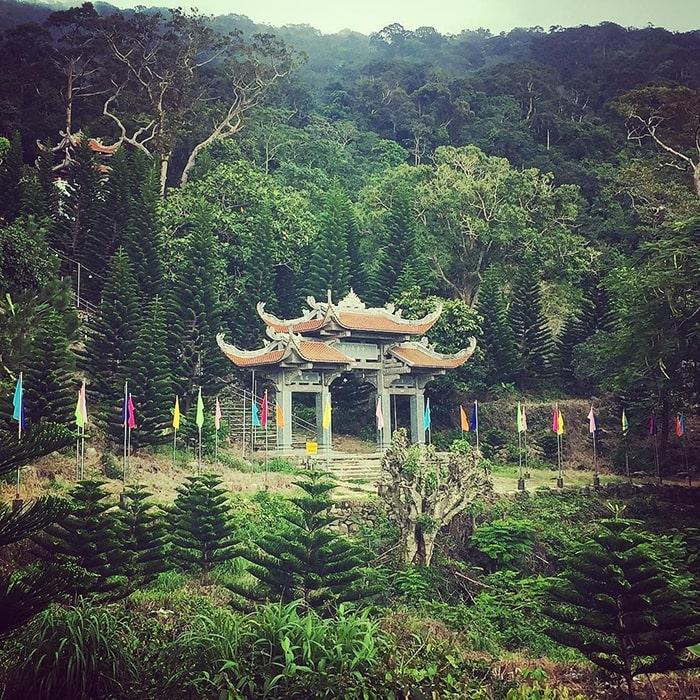 Núi Tà Cú, Bình Thuận