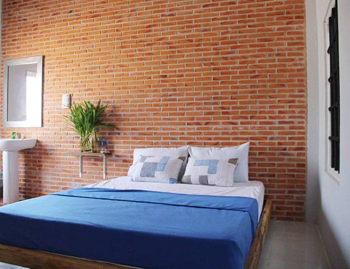 Không gian phòng ngủ ở Mũi Né Connect Homestay