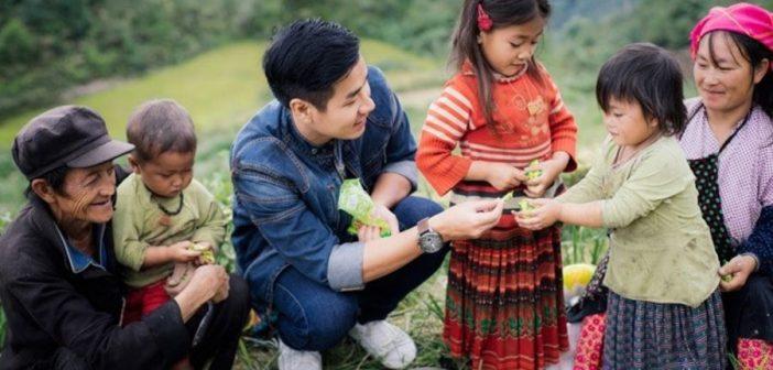 Đi phượt cùng những nam thần phượt thủ của Showbiz Việt