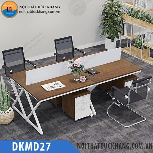 Cụm bàn làm việc 4 chỗ DKMD27