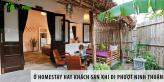 Ở homestay hay khách sạn khi đi phượt Ninh Thuận?
