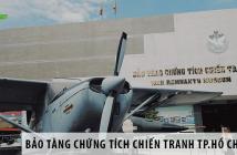 Khám phá Bảo tàng chứng tích chiến tranh TP.Hồ Chí Minh